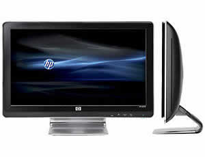 HP 2009m HD Ready Widescreen LCD Monitor