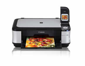 Canon PIXMA MP560 Wireless Photo All-In-One Printer