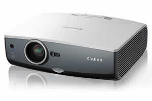 Canon REALiS SX80 Mark II LCOS Projector