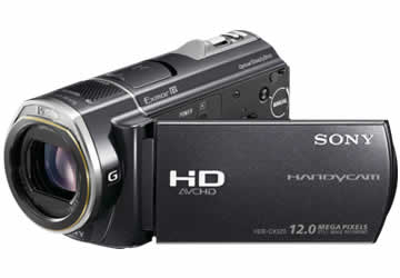 Sony HDR-CX520V Handycam Camcorder