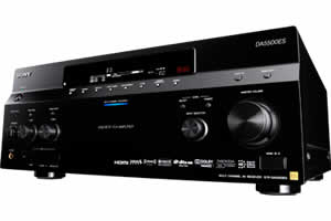 Sony STR-DA5500ES Network AV Receiver