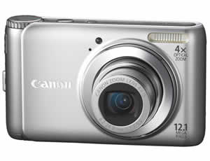 Canon PowerShot A3100 IS Digital Camera