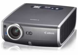 Canon REALiS SX7 Mark II D LCOS Projector
