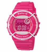 Casio BGD120P-4 Baby-G Watches